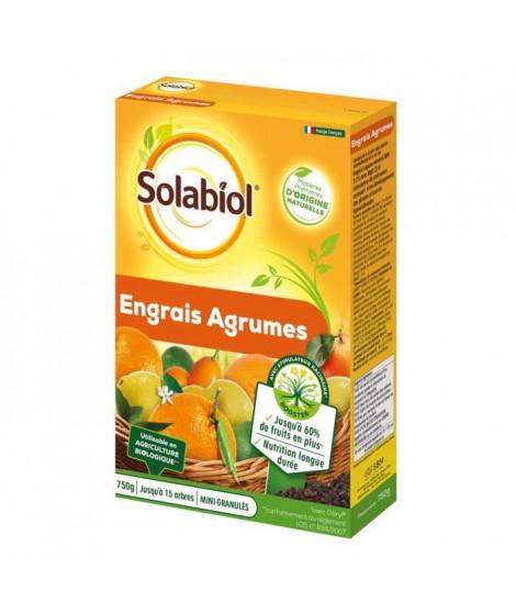 SOLABIOL - Engrais Agrumes - Etui 750 g - UAB