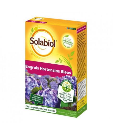 SOLABIOL - Engrais Hortensias Bleus - Etui 750 g - UAB