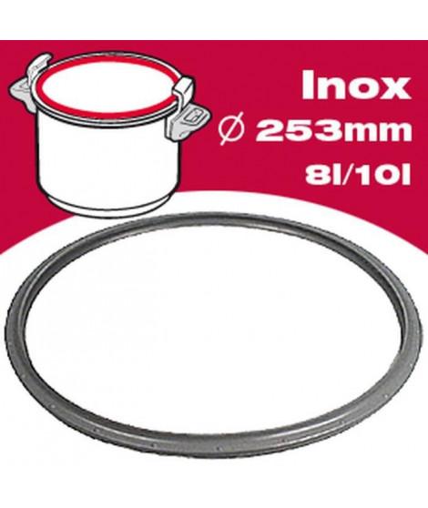 SEB Joint autocuiseur inox 790364 8-10L Ø25,3cm gris