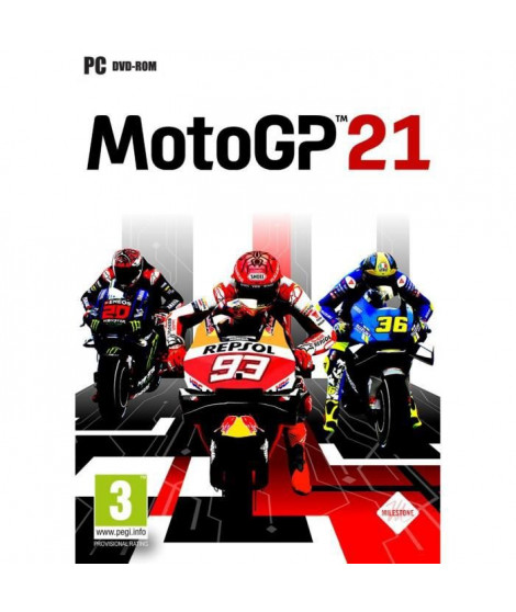 Moto GP 21 Jeu PC