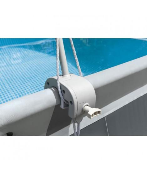 Intex voile d'ombrage pour piscine hors sol