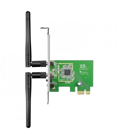 ASUS Adaptateur réseau PCE-N15 - PCIe faible encombrement - 802.11b, 802.11g, 802.11n