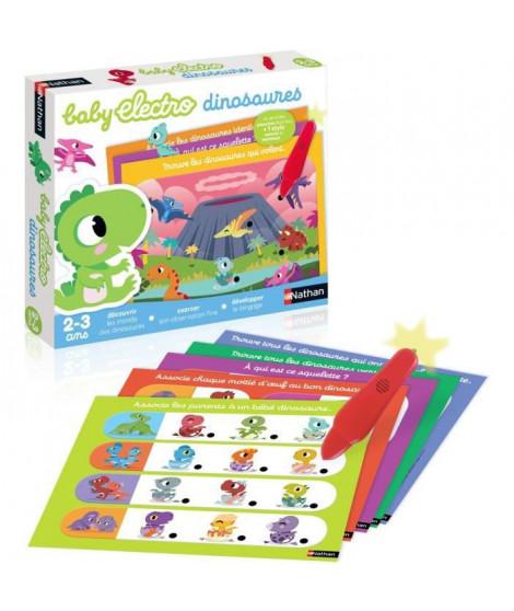 Nathan Baby Electro - Dinosaures, jeu éléctronique