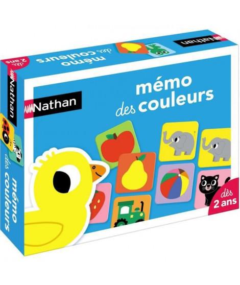 Nathan Mémo des couleurs