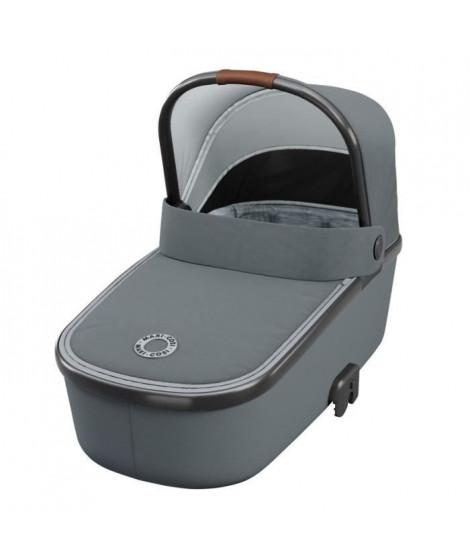 MAXI-COSI Oria Nacelle pliable - Légere - De la naissance a 6 mois - Essential Grey