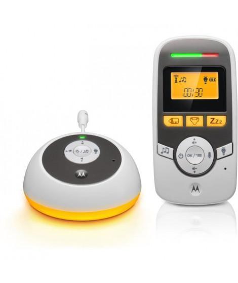 MOTOROLA BABY Mbp 161T audio dect ecran 1,5et minuterie de soins de bébé