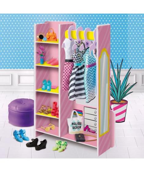 LISCIANI GIOCHI Barbie Fashion Boutique avec Poupée
