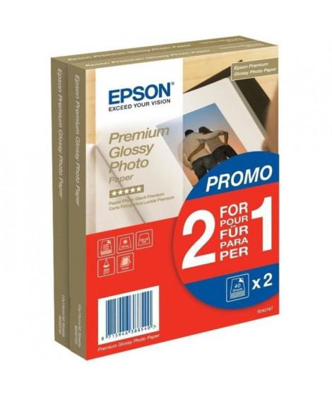 EPSON - Papier Premium Glossy 10x15