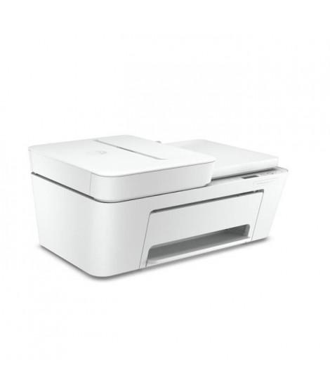 Imprimante HP tout-en-un jet d'encre couleur - DeskJet Plus 4110e - Idéal pour la famille - 6 mois d'Instant Ink inclus avec …