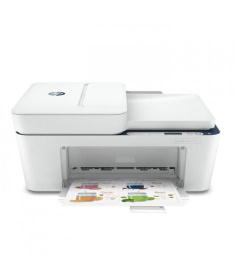 Imprimante HP tout-en-un jet d'encre couleur - DeskJet Plus 4130e - Idéal pour la famille - 6 mois d'Instant Ink inclus avec …