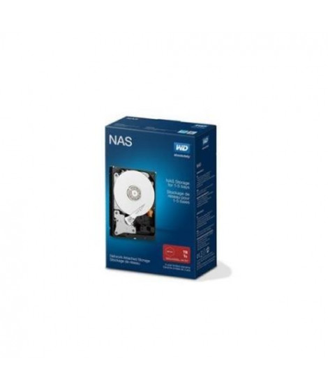 """Disque Dur Interne Western Digital Red Drive Nas 3.5"""" 3 To"""