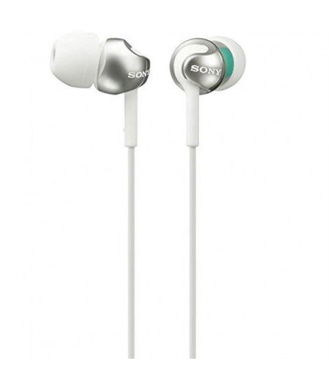 Ecouteurs intra-auriculaires Sony MDR-EX110AP Blanc