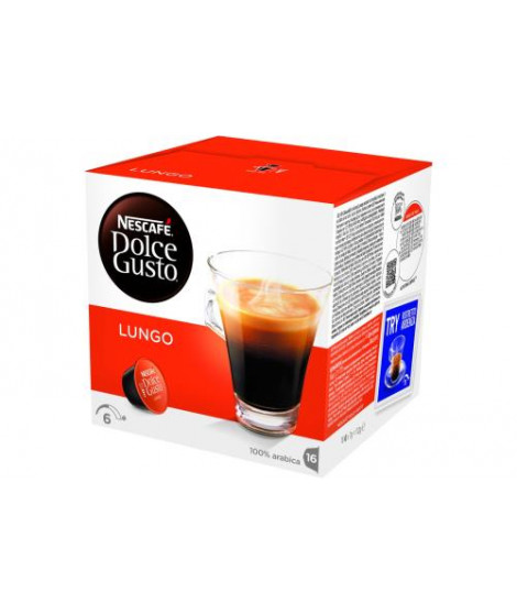 Capsules Dolce Gusto Lungo