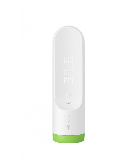 Thermomètre Withings Thermo Blanc et Vert
