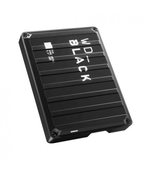 Disque dur externe gaming Western Digital WD_Black P10 Game Drive 4 To