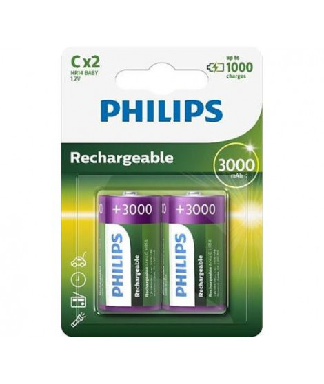 Batteries Philips R14B2A300/10