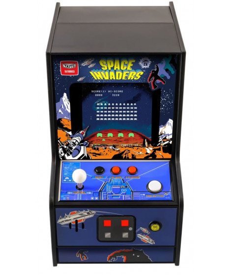 MICRO PLAYER SPACE INVADERS