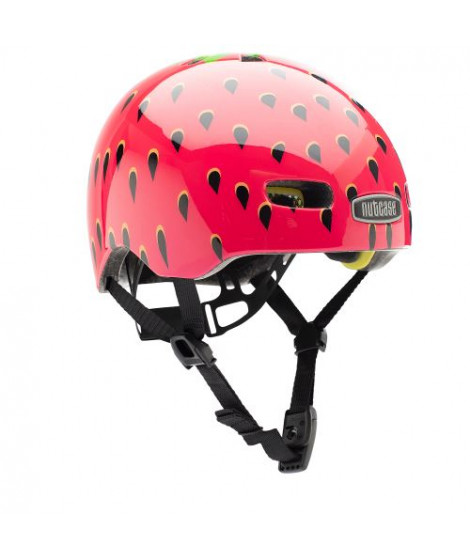 Casque Nutcase Baby Nutty Very Berry Rouge Taille XXS