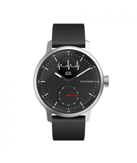 Montre connectée Withings Scanwatch 42mm Noir