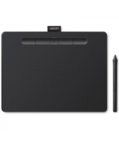 Pack tablette Wacom Intuos M Bluetooth + Mines offertes