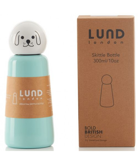 Bouteille isotherme Lund London Skittle Mini Dog 300 ml