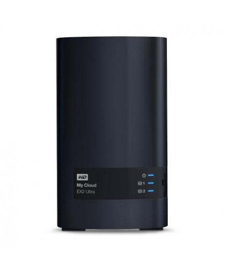 Disque Dur WD My Cloud EX2 Ultra 4 To