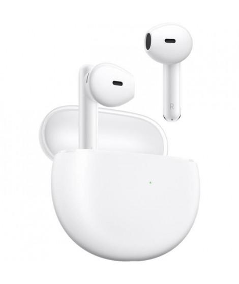 OPPO Enco Air – Ecouteurs Bluetooth Sans Fil – Blanc