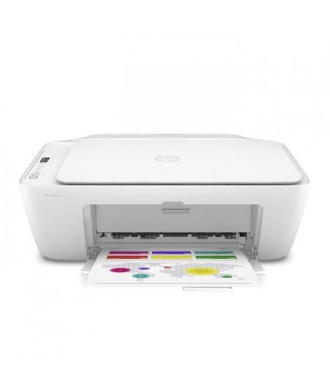 Imprimante HP tout-en-un jet d'encre couleur - DeskJet 2710e - Idéal pour la famille  - 6 mois d'Instant Ink inclus avec HP+ *