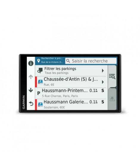 GARMIN GPS DriveSmart™ 65 LMT-S (EU)