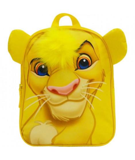 ROI LION Sac a Dos Goûter Maternelle