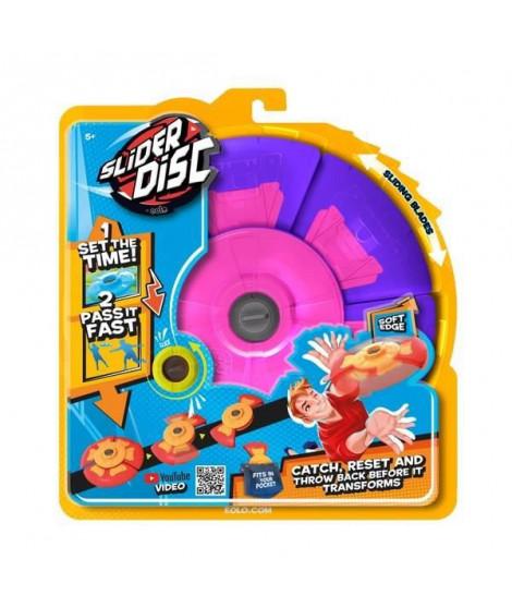 Slider Disc avec timer  Modeles aléatoires