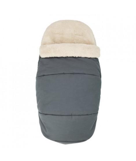 MAXI-COSI Chanceliere 2 en 1 pour poussette - Tissu polaire - Essential Graphite