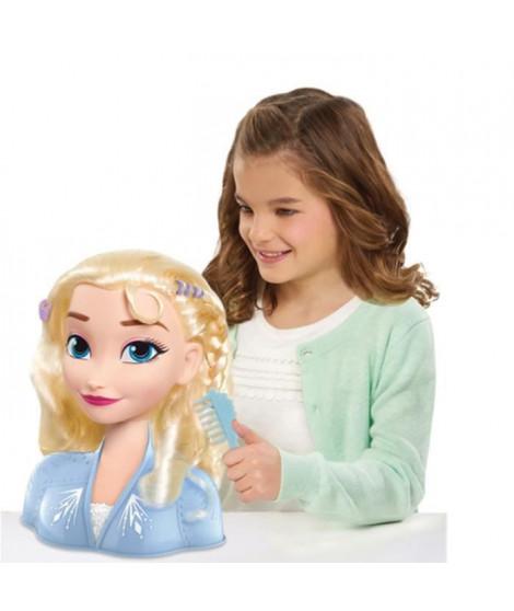 La Reine des Neiges 2 - Tete a Coiffer - Elsa