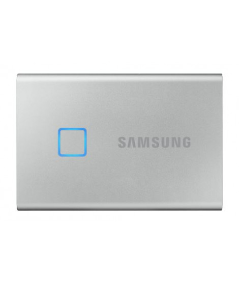 Disque SSD Externe Samsung Portable T7 Touch 1 To Argent