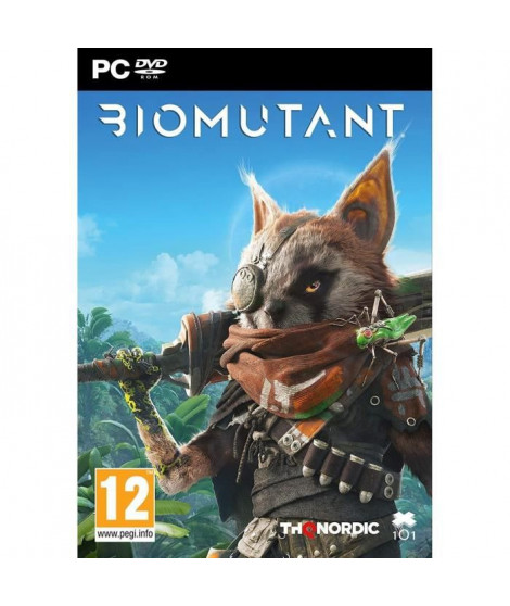 Biomutant Jeu PC