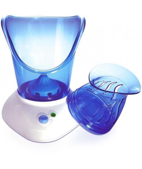 LANAFORM FACIAL CARE - Sauna portatif visage - Enleve impuretés et comédons - Inhalateur pour dégagement des voies respiratoires