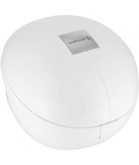 WELLBOX 102036600 Appareil Anti-âge & Minceur - 6 niveaux - 5 tetes - Nude