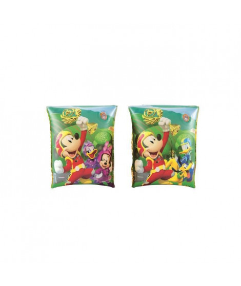 MICKEY Brassards gonflable enfant - 23cm x 15cm - Disney