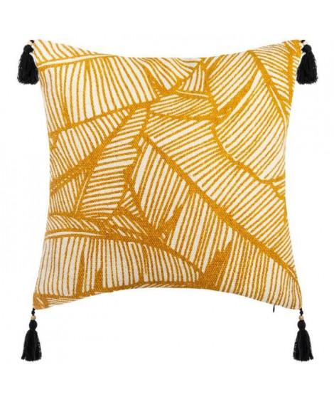 Housse de Coussin Tropique - 40 x 40 cm - Multicolore