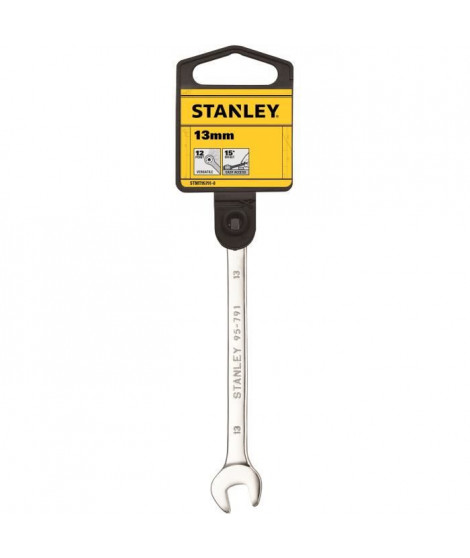 STANLEY CLE MIXTE 13 MM