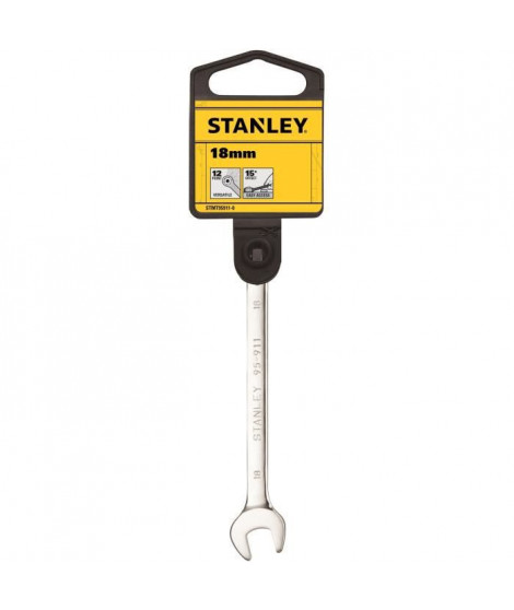 STANLEY CLE MIXTE 18 MM