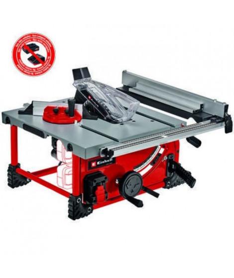 EINHELL Table de sciage sans fil TE-TS 36/210 Li - Solo