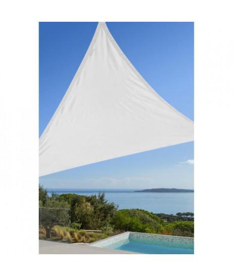 Toile triangulaire 3M blanche