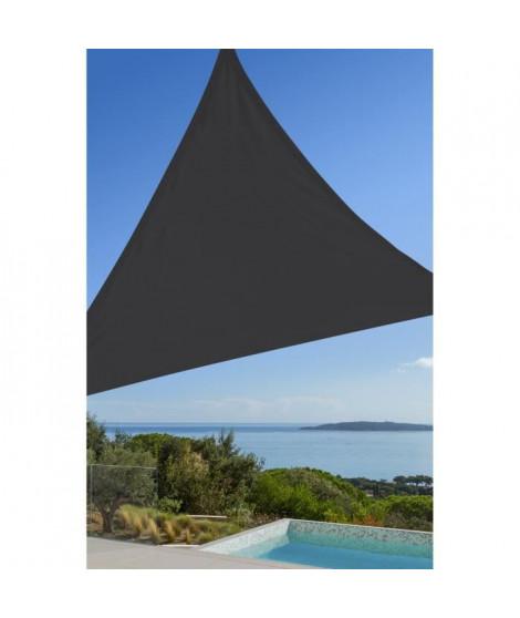 Toile triangulaire 3M gris anthracite