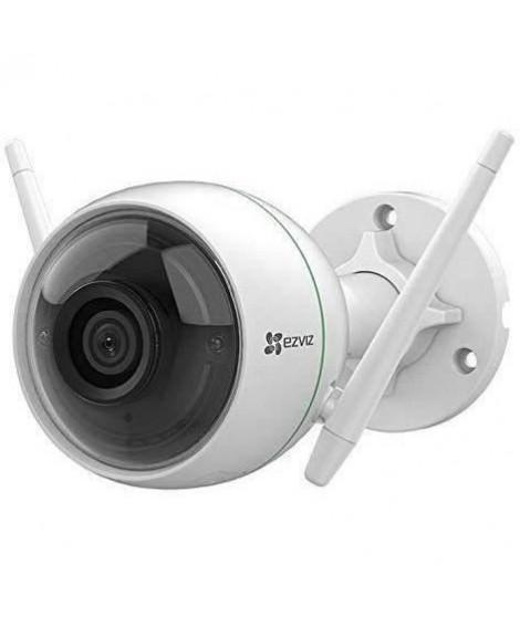 EZVIZ C3WN 1080P FHD Caméra de surveillance sans fil extérieur - Vision nocturne - Double antenne WiFi