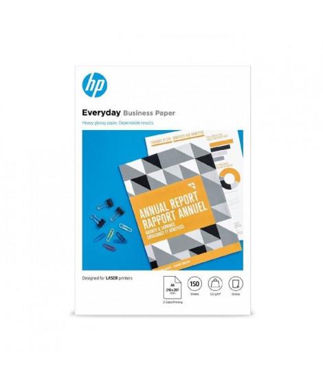 Papier professionnel HP Everyday, brillant, 120 g/m2, A4, 150 feuilles (7MV82A)