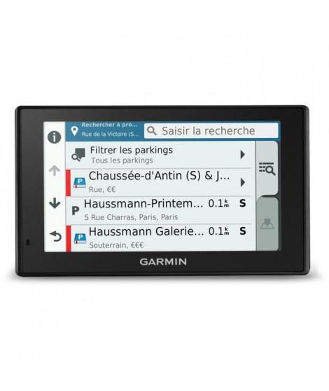 Garmin  GPS Auto DriveSmart™ 51 LMT-S (SE)
