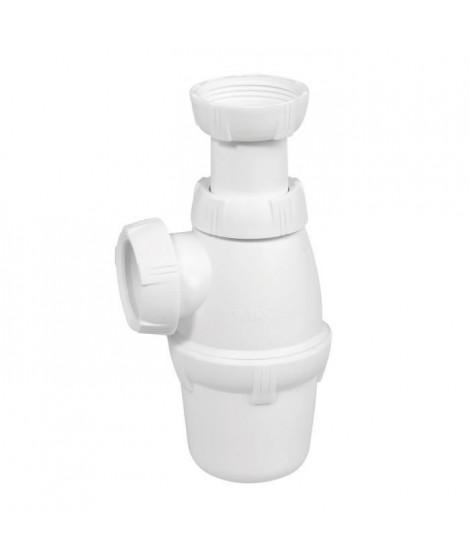 WIRQUIN Siphon de lavabo réglable SP3158 NF 1Œ D32 mm