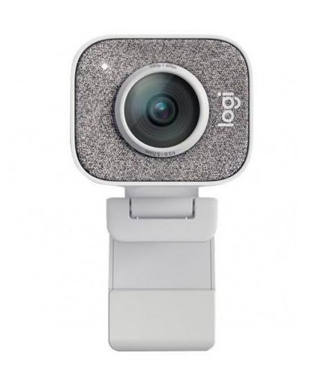 Webcam StreamCam - FHD - LOGITECH - Blanc