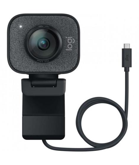 Webcam StreamCam – FHD - LOGITECH - Noir